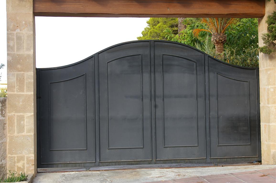 puerta doble hoja ivars y fresneda